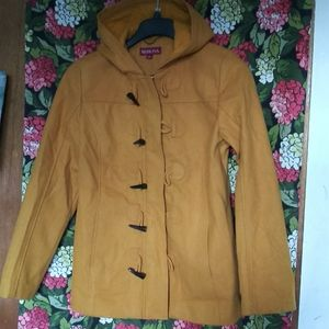 L) Merona Toggle Peacoat